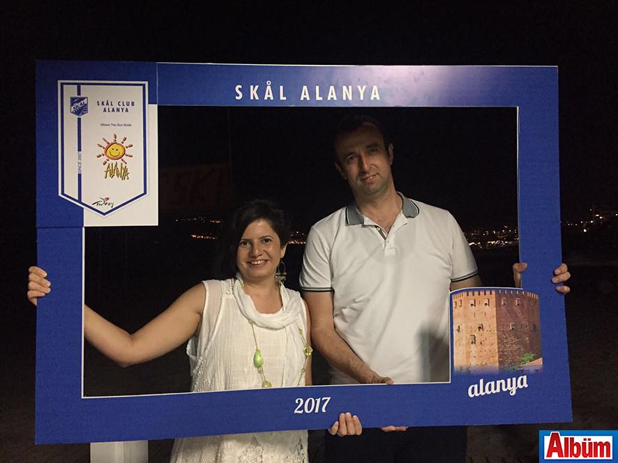 SKAL üyeleri plaj partisinde eğlendi7
