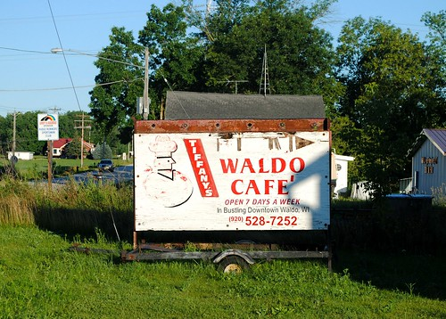 Waldo Cafe, Waldo Wisconsin