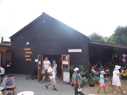 Barn Café at Hitchin Lavender (Cadwell Farm)