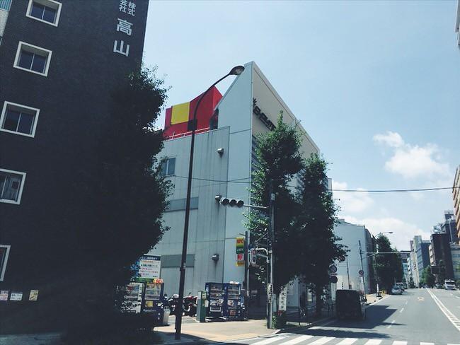 B-PUMP TOKYO 秋葉原