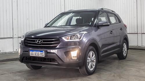 Hyundai Creta Connect5