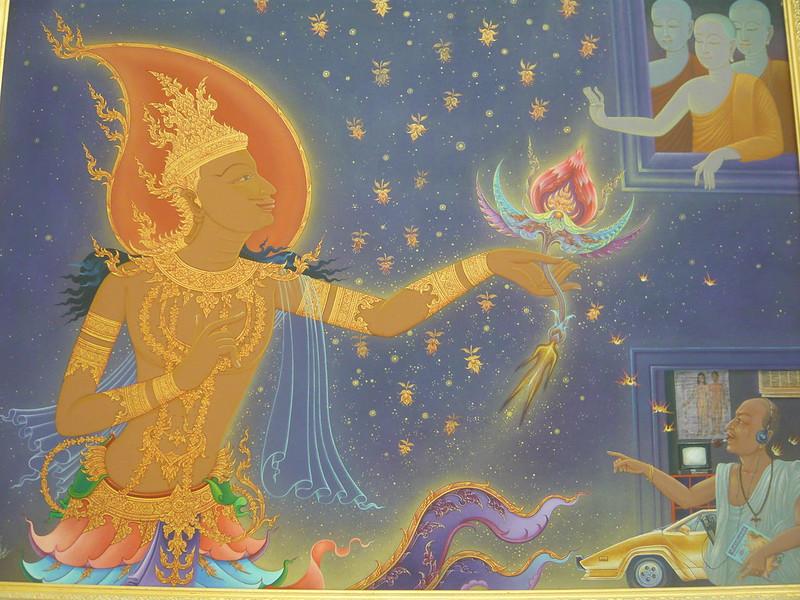 キラキラ仏陀