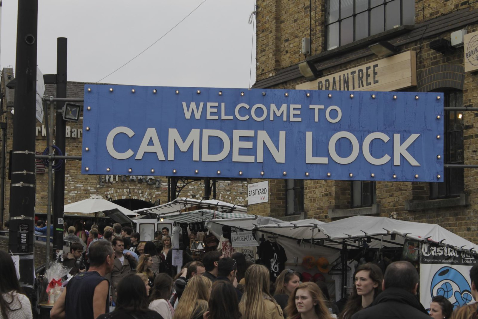 Visit Camden Lock London England travel blogger UK