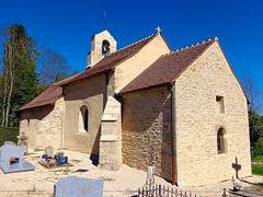 Avosnes / Chapelle du hameau de Barain