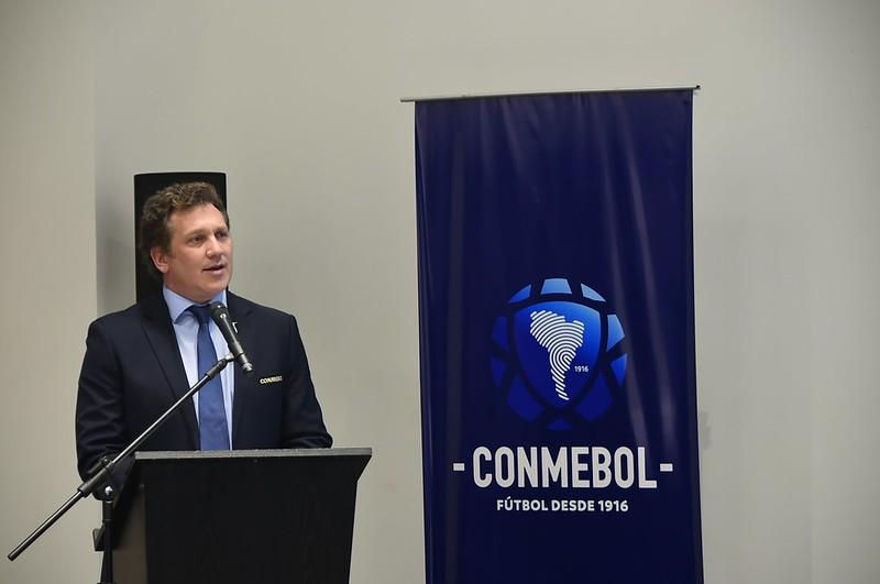 Taller de presentación de Proyectos de las Asociaciones Miembro -CONMEBOL-