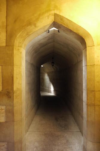 Secret Tunnel To...