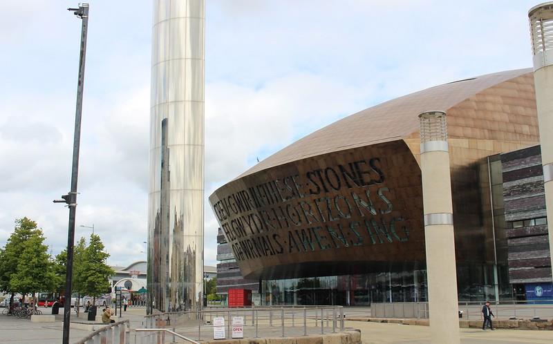 Cardiff Bay: Millennium Centre
