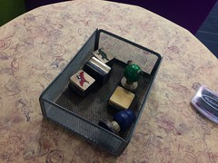 Kids stamps, Fendalton Library