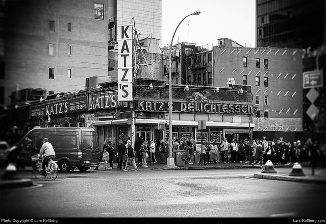 Katz's Delicatessen, New York, United States