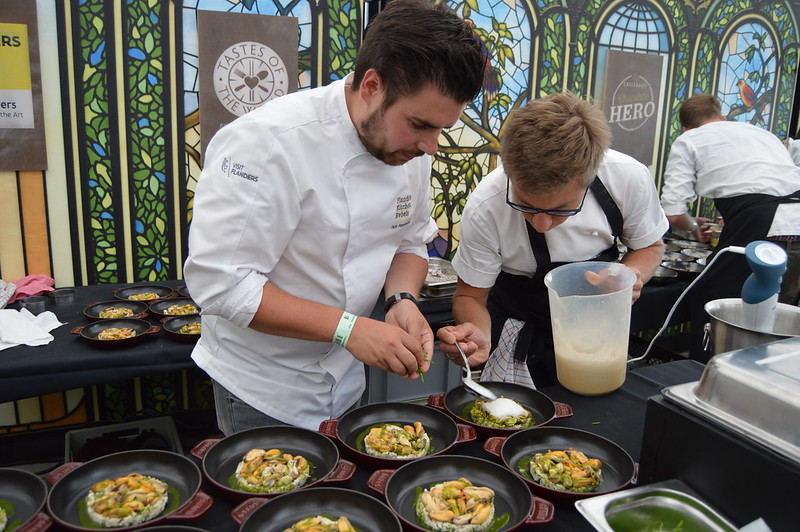 """Rebeldes de la cocina flamenca """"en flandes hay muy buenos chef pero trabajan en silencio"""" - 35480841914 ce4a0e74d8 c - """"En Flandes hay muy buenos chef pero trabajan en silencio"""""""