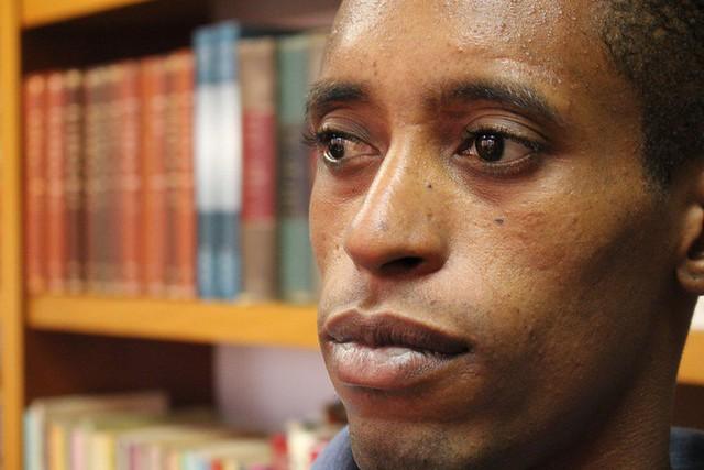 Vigília exige liberdade de Rafael Braga
