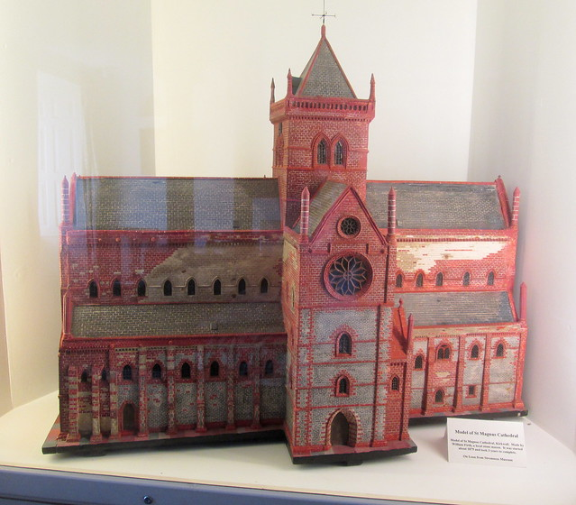 Skaill House Model of Saint Magnus Cathedral