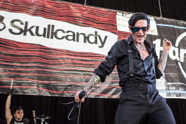 William Control @ Vans Warped Tour, Columbia, MD 07/16/2017