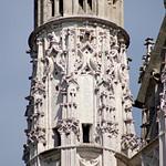 Détail de la catéhdrale Saint-Pierre de Beauvais