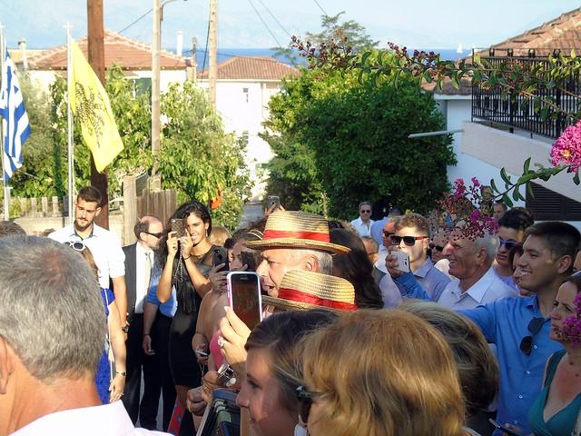 Γάμος με μαντολίνα στη Νικιάνα Λευκάδας