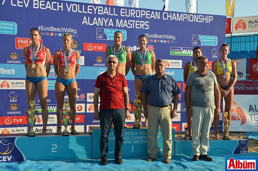 2017 CEV Bayanlar Plaj Voleybolu Avrupa Şampiyonası-3