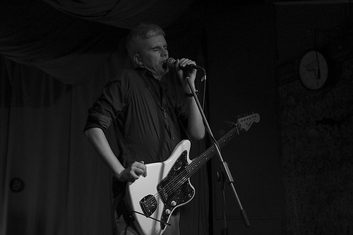 John Davies and the Cicadas 12.07.2017 @ schokoladen, berlin