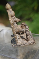 Indian Folk Bronze Figure