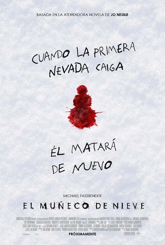 2017.11.24 EL MUÑECO DE NIEVE