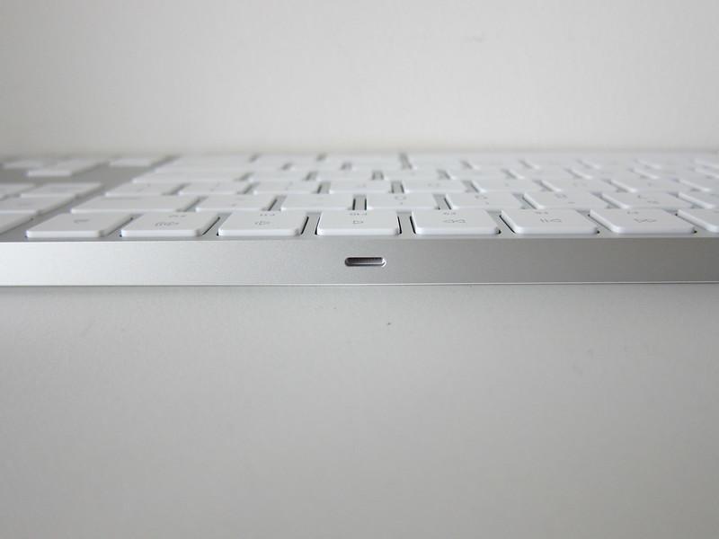 Apple Magic Keyboard with Numeric Keypad - Lightning Port