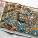 Brixham: Daily Mail Great British £100,000 Treasure Hunt - isometric pixel art illustration by Rod Hunt