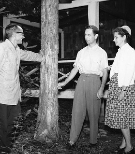 Willis Kauffman Carson Ellen Moyer 1962 Mt Pleasant, PA