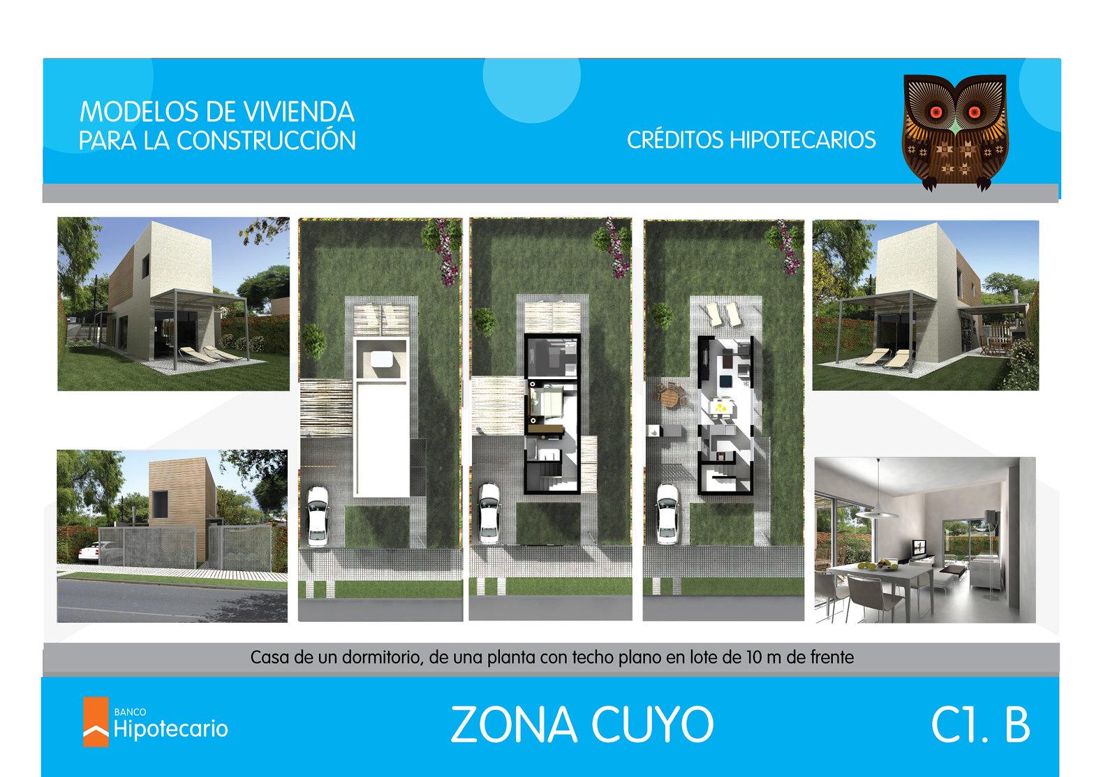 Modelos de Casas del Procrear