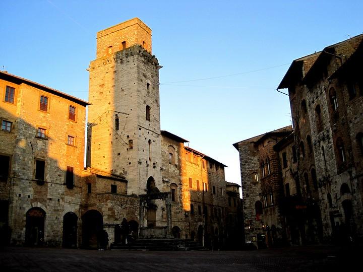 San Gimignano desde Florencia