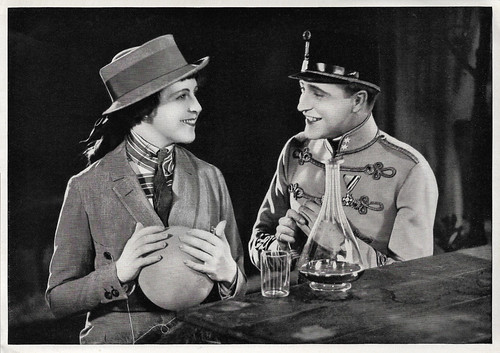 Mady Christians and Willy Fritsch in Ein Walzertraum (1925)