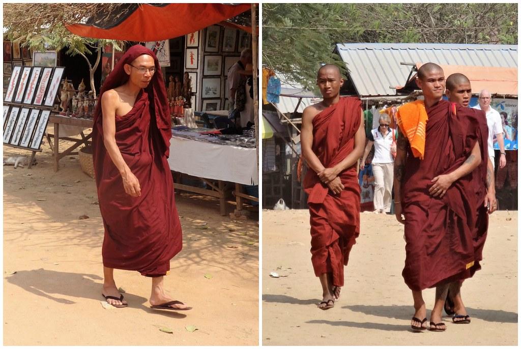 Mnisi Mingun Birma