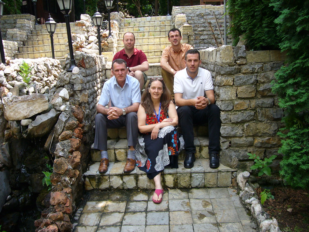 Be Drin certification meeting in Kosovo