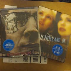 My first order from the criterion sale at Barnes and Noble arrived yesterday! Upgraded my copy of Straw Dogs and finally own Mulholland Dr by David Lynch. Can't wait to rewatch Mulholland Dr! #strawdogs #mulhollanddr #mulhollanddrive #sampeckinpah #davidl