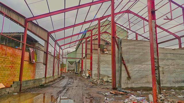 Le silo à grains - Enghien - Grain Factory - Edingen