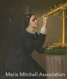 Maria Mitchell portrait