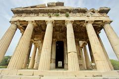Temple of Hephaestus (Athens, Greece)