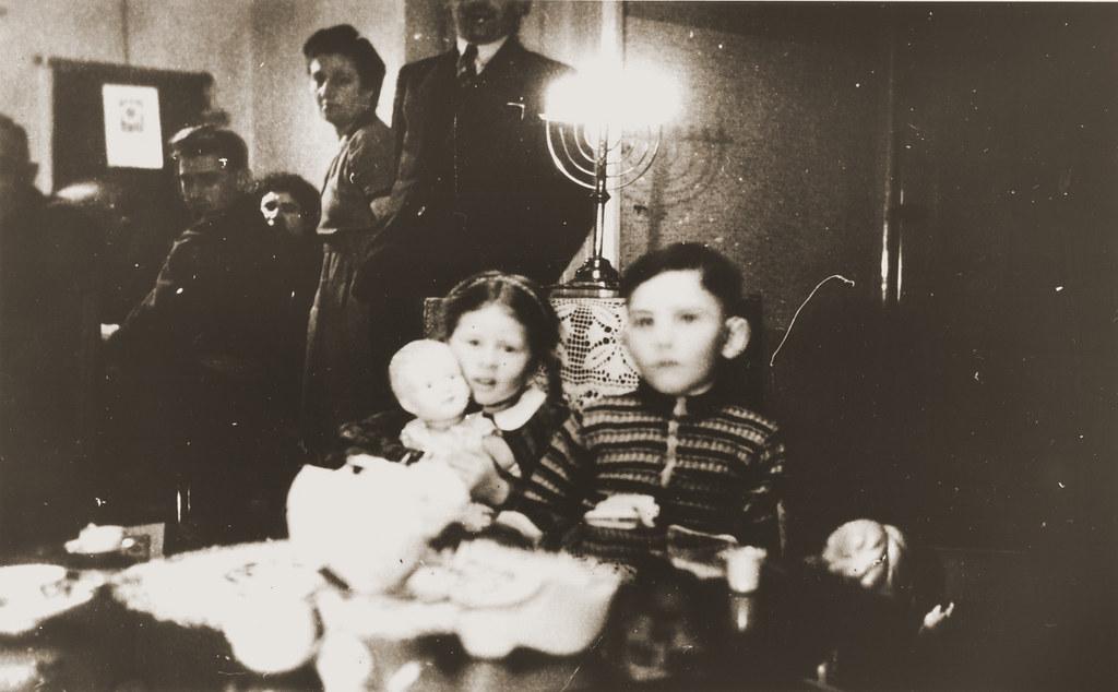 003---Saturday, December 01, 1945 --- Betty Rosenbaum