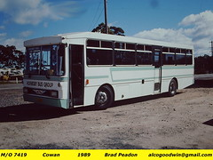 M/O 7419 - Hornsby Bus Group