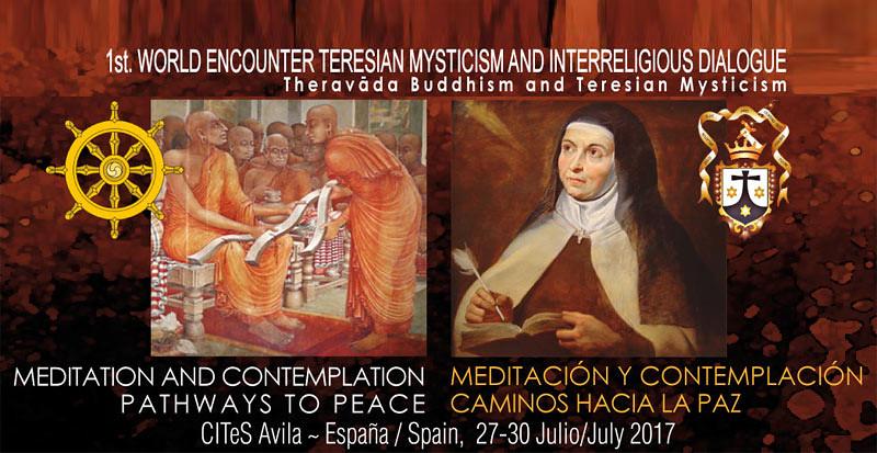 Dialog antara Agama Buddha Theravada dan Agama Katolik Karmel Tak Berkasut (Teresian Mistisisme)