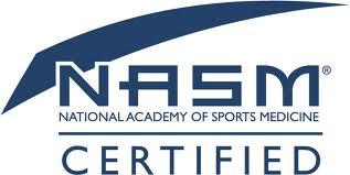 NASM Certified 1