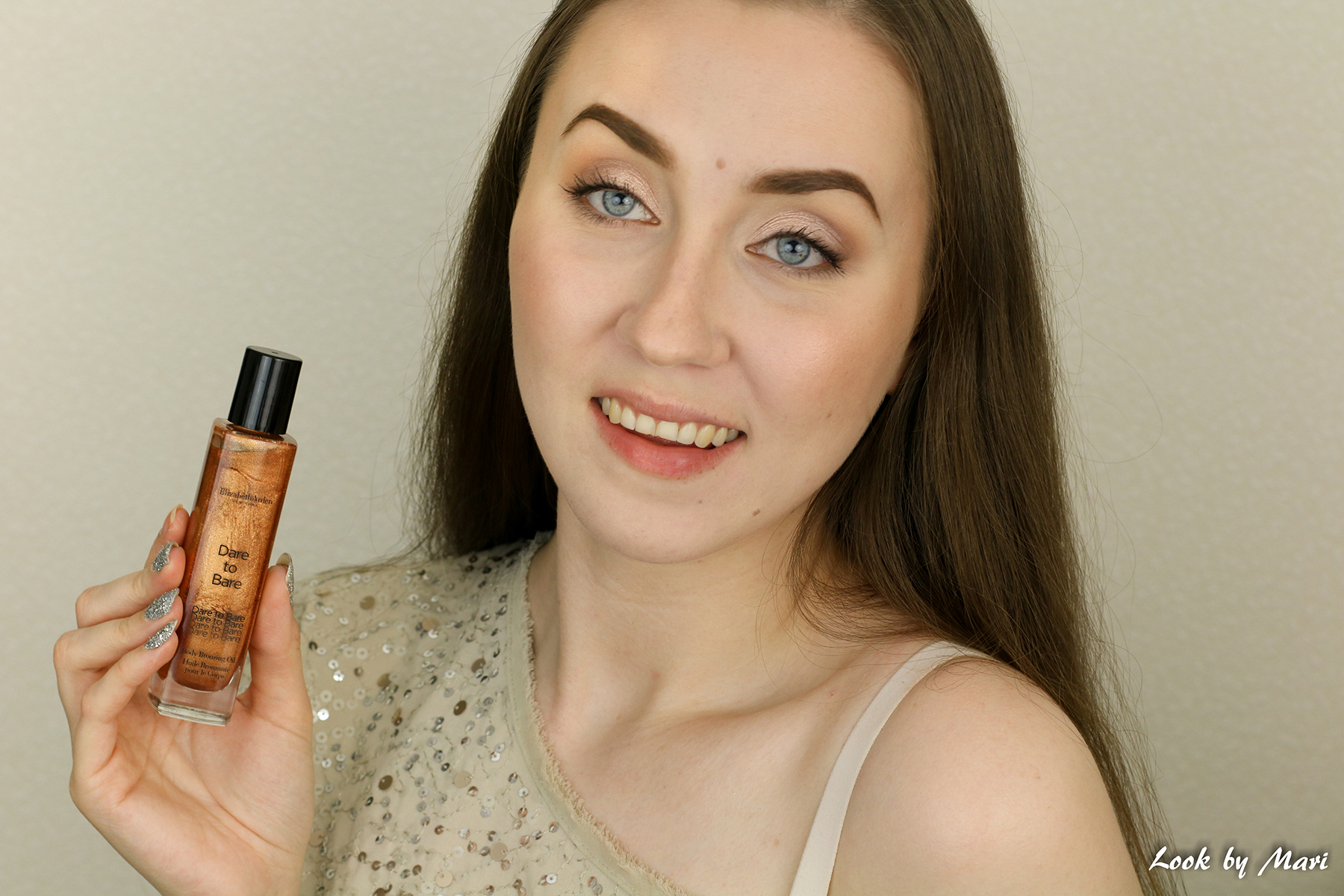 14 elizabeth arden dare to bare body bronzing oil review swatch price kokemuksia