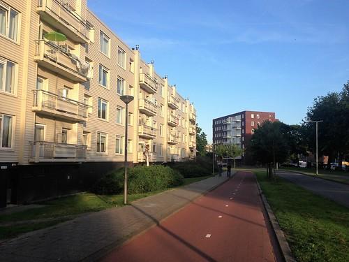 Housing in Kleinpolder, Rotterdam