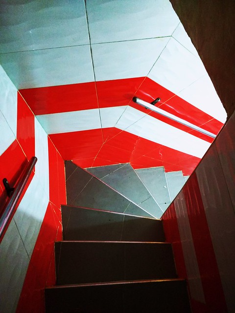 Abstract Staircase