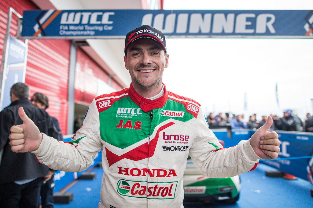 MICHELISZ Norbert (hun) Honda Civic team Castrol Honda WTCC ambiance portrait during the 2017 FIA WTCC World Touring Car Race of Argentina at Termas de Rio Hondo, Argentina on july 14 to 16 - Photo Alexandre Guillaumot / DPPI