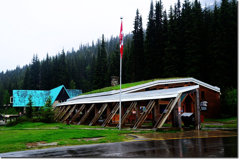 Rogers Pass Discovery Centre 1