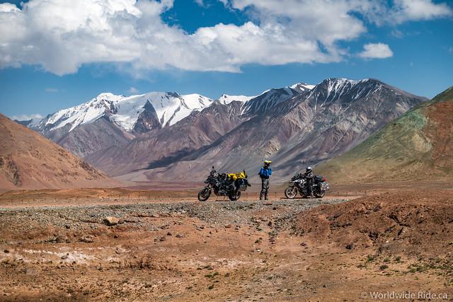 Tajik Kyrgy Border-6