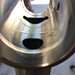 Sean's pic: inside the headtube post welding.