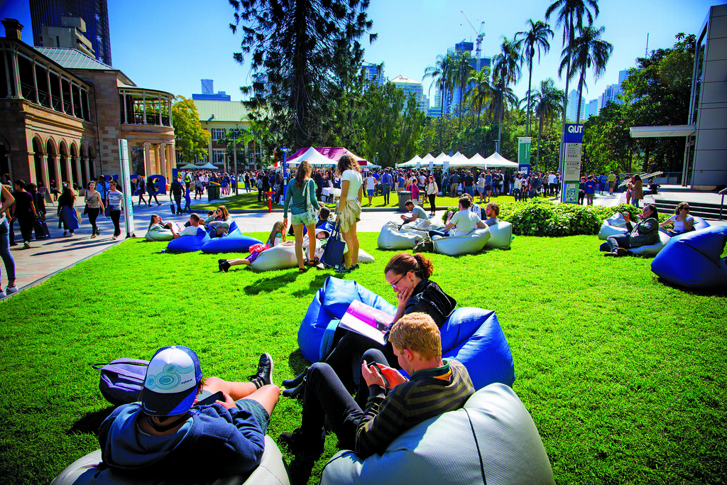 Queensland University of Technology Open Day 2016