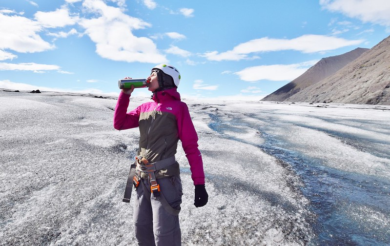 Glacier hike Iceland - what to wear