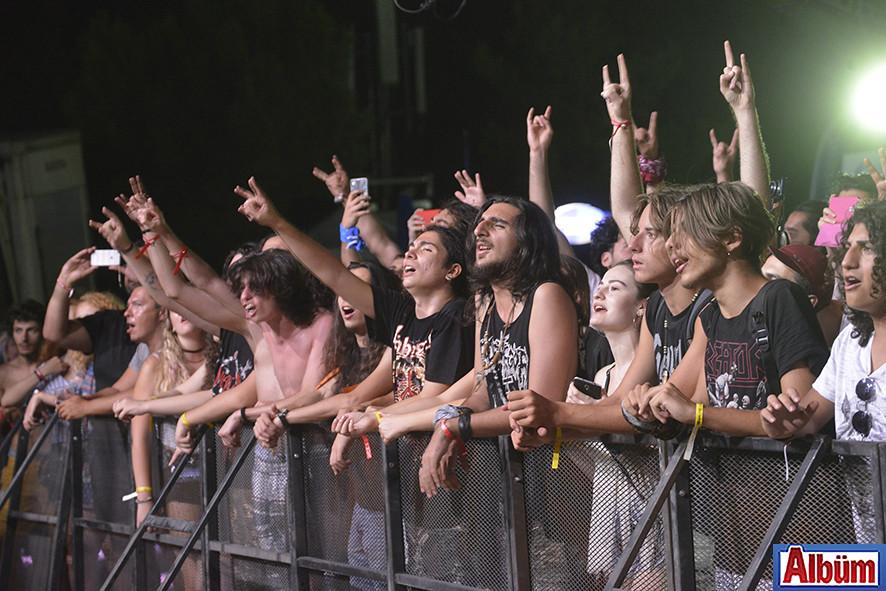 Bodrum Rock Festivali ile sallandı-11