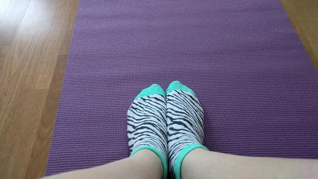 yoga, puurder leven